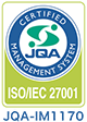 IS 509547/ISO 27001
